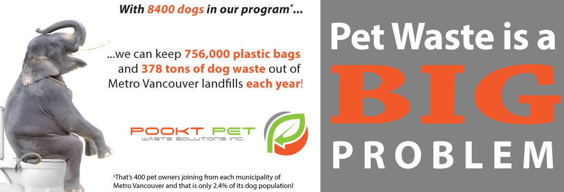 Pet Waste Recycling Pookt